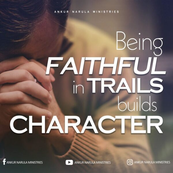 Your character is your biggest prophecy
